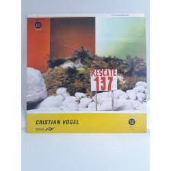 "Cristian Vogel – Rescate 137 (2x 12"")"