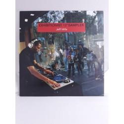 """Jeff Mills – Exhibitionist 12'' Sampler (12"""")"""