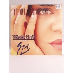 """West End Featuring Sybil – The Love I Lost (12"""")"""