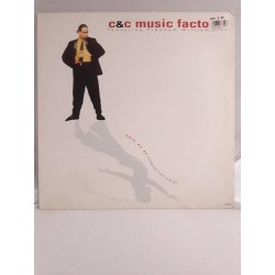 """C&C Music Factory Featuring Freedom Williams – Here We Go (12"""")"""
