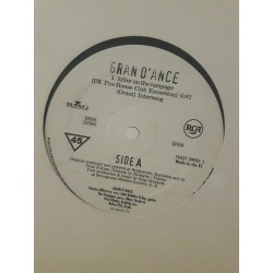 """Gran D'Ance – Killer On The Rampage (12"""")"""