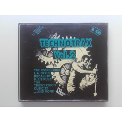 Techno Trax Vol. 2
