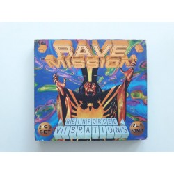 Rave Mission Vol. III - Reinforced Vibrations (2x CD)
