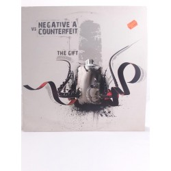 """Negative A Vs Counterfeit – The Gift (12"""")"""