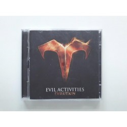 Evil Activities – Evilution (2x CD)