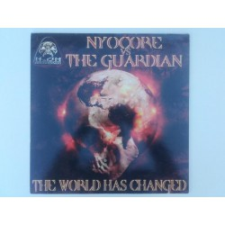 Nyocore vs. The Guardian ‎– The World Has Changed