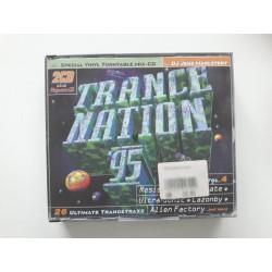 Trance Nation '95 - Vol. 4 (3x CD)