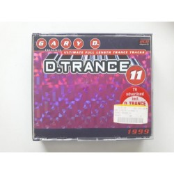 D.Trance 11 (3x CD)