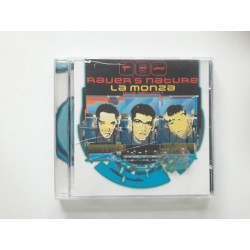 Raver's Nature ‎– La Monza (The Return) (CD)