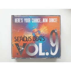 Serious Beats Vol. 9 (2x CD)