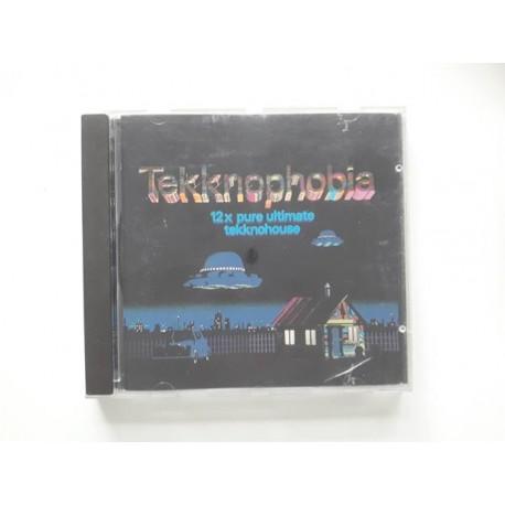 Tekknophobia (CD)