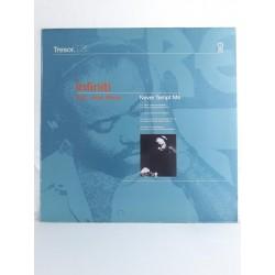 """Infiniti Feat.: Juan Atkins – Never Tempt Me (2x 12"""")"""