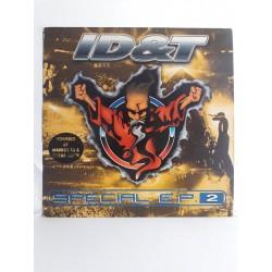 "ID&T Special E.P. 2 (12"")"
