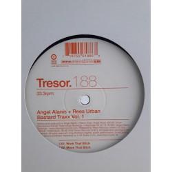 """Angel Alanis & Rees Urban – Bastard Traxx Vol. 1 (12"""")"""