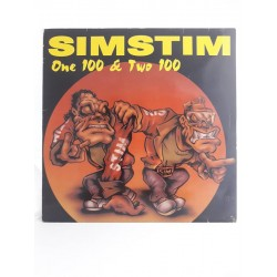 """Simstim – One 100 & Two 100 (12"""")"""