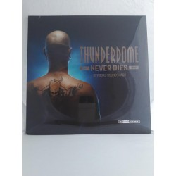 """Thunderdome Never Dies (Official Soundtrack) (3x12"""")"""