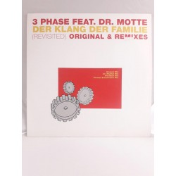 "3 Phase Feat. Dr. Motte – Der Klang Der Familie (Revisited) Original & Remixes (2x 12"")"