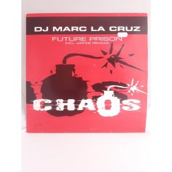 """DJ Marc La Cruz – Future Prison (12"""")"""