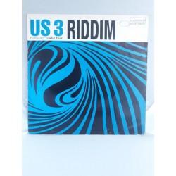 """Us3 Featuring Tukka Yoot – Riddim (12"""")"""