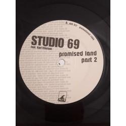 "Studio 69 Feat. Karl Frierson – Promised Land (Part 2) (12"")"
