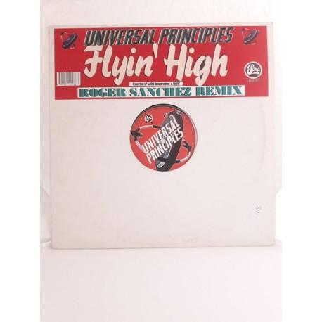 """Universal Principles – Flyin' High (12"""")"""
