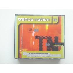 Trance Nation 15 (3x CD)