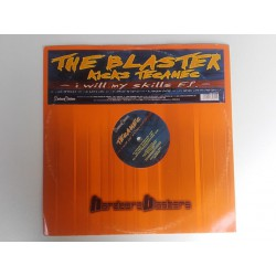 The Blaster kicks Tecamec ‎– I Will My Skills E.P.