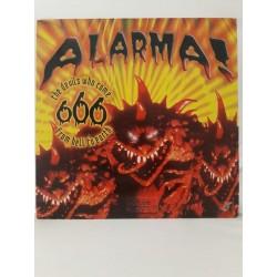 "666 – Alarma! (12"")"