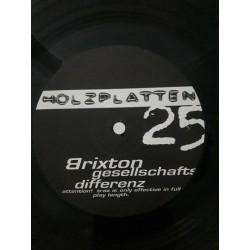 """Brixton – Gesellschafts Differenz (12"""")"""
