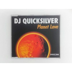 DJ Quicksilver ‎– Planet Love
