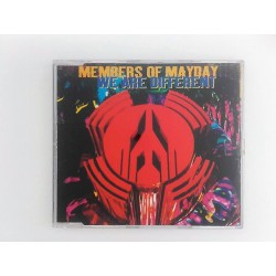 Members Of Mayday ‎– We Are Different