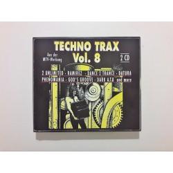 Techno Trax Vol. 8